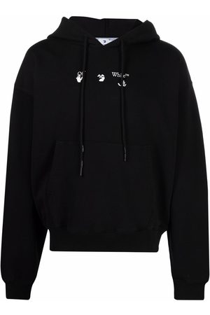 Off-White Hoodie con motivo Arrow