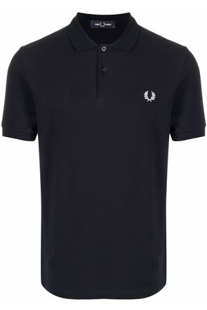 FRED PERRY Playera tipo polo con logo bordado