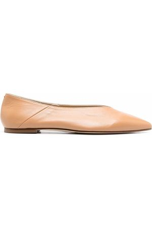 Aeyde Mujer Flats - Pointed-toe ballerina shoes
