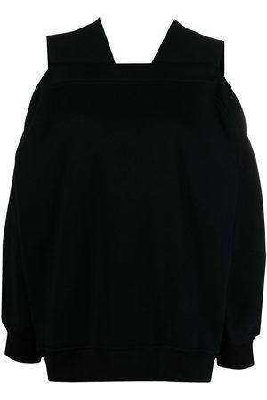 Atu Body Couture Suéter con detalles de aberturas