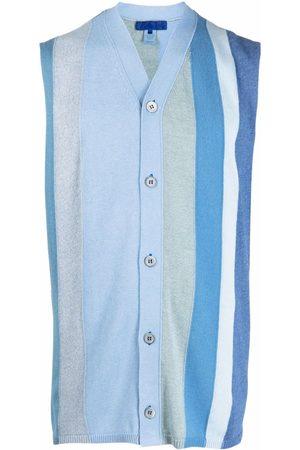 Comme des Garçons Hombre Chalecos - Striped sweater vest