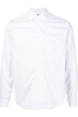 JUNYA WATANABE Camisa con bolsillo con solapa