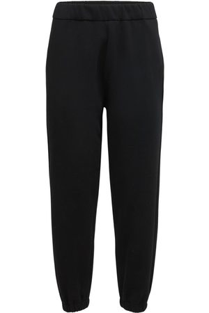AG Mujer Pantalones - Pantalones Deportivos Rectos Algodón