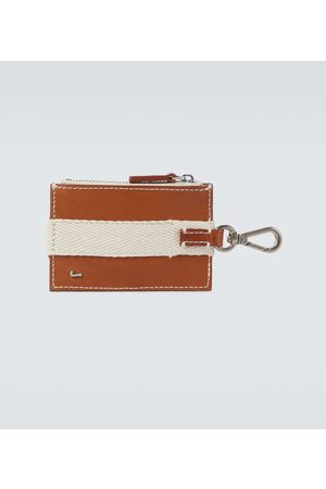 Jacquemus Hombre Carteras y Monederos - Le Porte Grain carabiner wallet