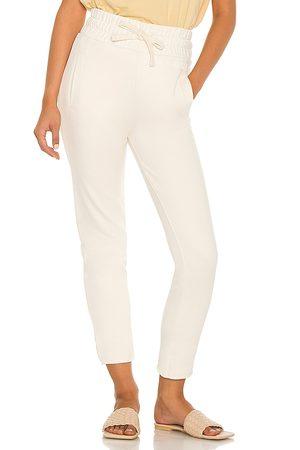AllSaints Mujer Pantalones - Pantalón deportivo lila en color crema talla 0 en - Cream. Talla 0 (también en 00, 2, 4, 6, 8).