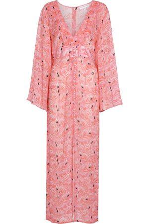 ALEXANDRA MIRO Mujer Maxi - Exclusive to Mytheresa – Alexa printed maxi dress