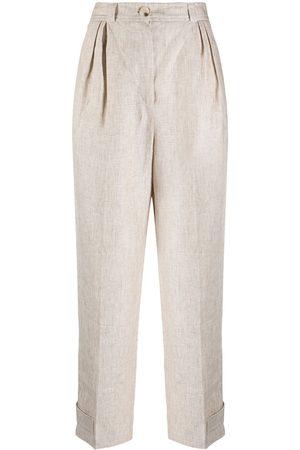 12 STOREEZ Mujer Con pinzas - Pantalones con pinzas