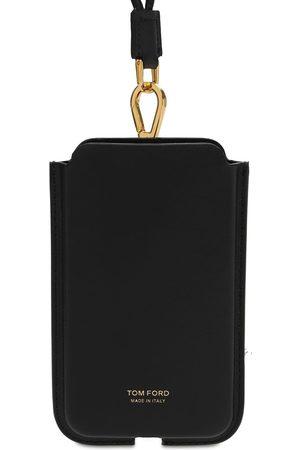 Tom Ford Funda Para Iphone Con Logo Y Correa Para El Cuello