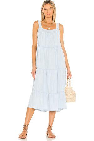 Rails Vestido amaya en color azul talla L en - Blue. Talla L (también en XS, S, M).