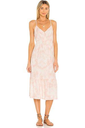 Rails Vestido delilah en color rosado talla L en - Pink. Talla L (también en XS, S, M).