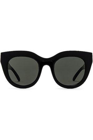 Le Specs Gafas de sol air heart en color talla all en - Black. Talla all.