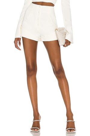 Camila Coelho Mujer Shorts - Paulina short en color talla L en - . Talla L (también en M, S, XL, XS).