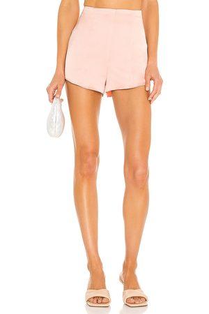 NBD Pantalón corto sugerente sandrine en color rubor talla L en - Blush. Talla L (también en XXS, XS, S, M, XL).