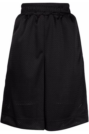 Fendi Mujer Shorts - Shorts con tiro alto