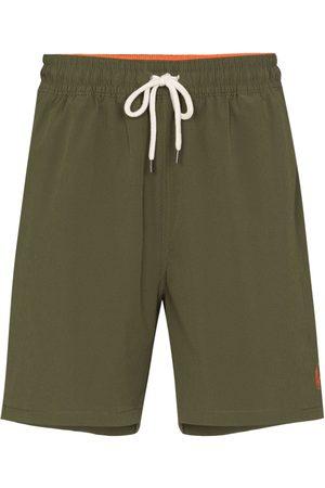 Polo Ralph Lauren Hombre Shorts - PRL TRVLR SWM SHRTS GRN