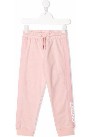 Kenzo Niña Pantalones y Leggings - Pantalones de chándal con logo
