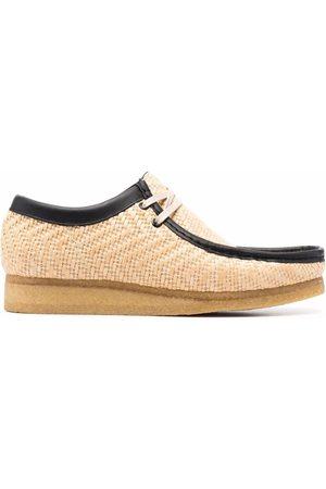 Clarks Zapatos Wallabees con rafia