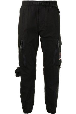 AAPE BY A BATHING APE Hombre Cargo - Pantalones cargo ajustados