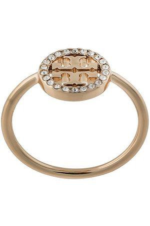 Tory Burch Mujer Anillos - Miller logo ring