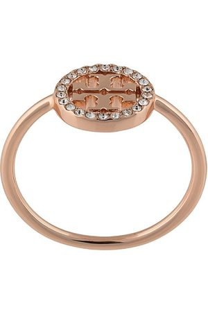 Tory Burch Mujer Anillos - MILLER PAVE DELICATE RING