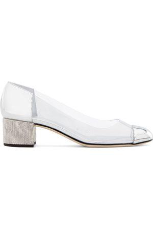 Giuseppe Zanotti Mujer Flats - Zapatos de tacón Vitrum con panel transparente