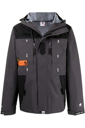 AAPE BY A BATHING APE Hombre Chamarras - Zip-up hooded jacket