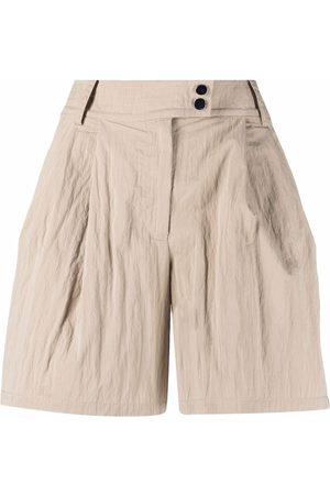 Armani Shorts con tiro alto