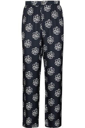 Soulland Hombre Slim y skinny - Pantalones slim con logo