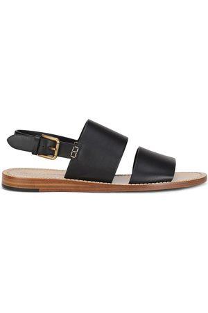 Dolce & Gabbana Hombre Sandalias - Sandalias con doble correa