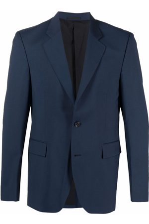 Etudes Hombre Sacos - Single-breasted tailored blazer
