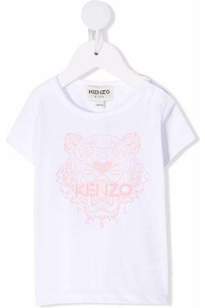 Kenzo Playeras - Camiseta con estampado de tigre