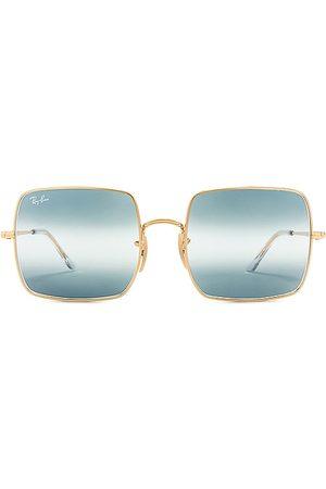 Ray-Ban Gafas de sol square en color azul talla all en - Blue. Talla all.