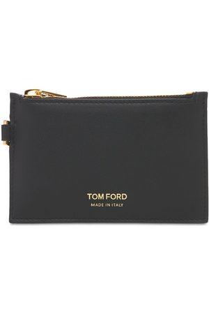 Tom Ford Hombre Carteras y Monederos - Cartera Con Logo Y Correa Para El Cuello