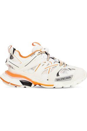 """Balenciaga Sneakers """"track"""" De Piel Sintética Y Malla 30mm"""