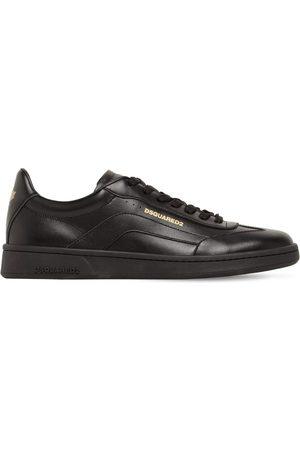 """Dsquared2 Hombre Tenis - Sneakers """"boxer 551"""" De Piel"""