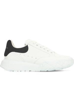 Alexander McQueen Sneakers De Piel
