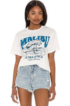 Show Me Your Mumu Camiseta travis en color blanco talla L en - White. Talla L (también en S, XS, M).