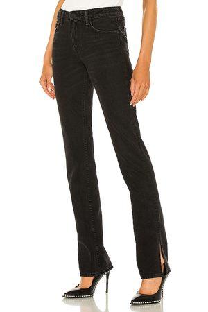 GRLFRND Hailey low rise slim boot en color negro talla 23 en - Black. Talla 23 (también en 26, 24, 25, 27, 28, 29).