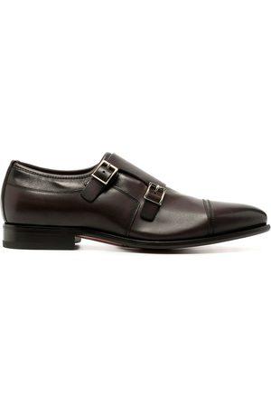 santoni Hombre Zapatos - Zapatos monk con correa doble