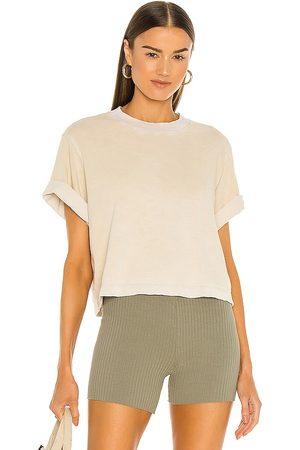 Cotton Citizen Camiseta tokyo en color crema talla L en - Cream. Talla L (también en XS, S, M).