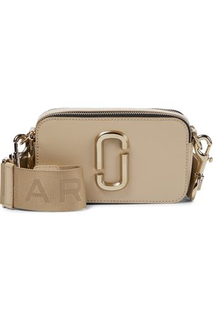 Marc Jacobs The Snapshot Small leather camera bag