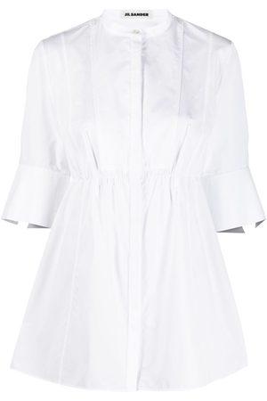 Jil Sander Mujer Camisas - Camisa sin cuello