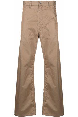 JUNYA WATANABE Hombre Chinos - Pantalones chino acampanados