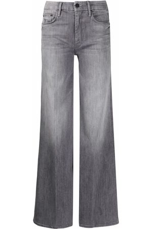 Mother Mujer Jeans - Jeans anchos The Roller