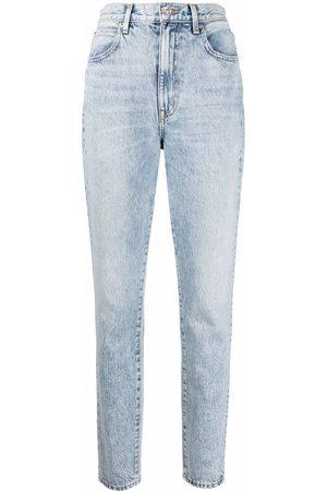 SLVRLAKE Mujer Skinny - Skinny jeans con tiro alto