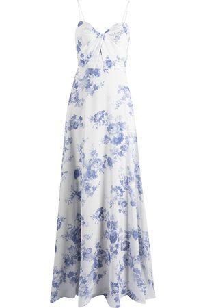 Marchesa Notte Mujer Vestidos de noche - Vestido largo con estampado floral