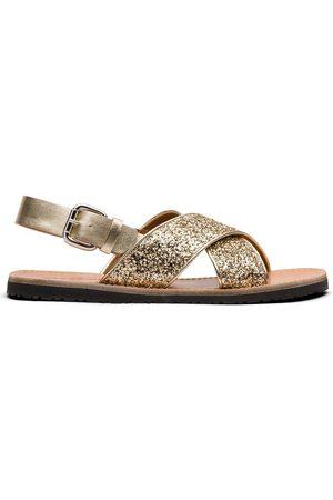 CAR SHOE Mujer Sandalias - Sandalias con efecto de glitter