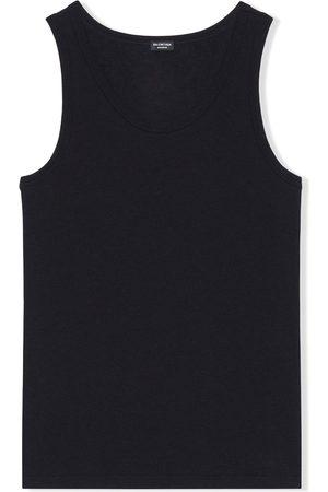 Balenciaga Hombre Playeras - Camiseta de tejido jersey