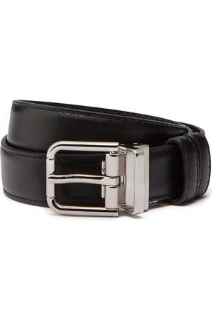 Dolce & Gabbana Mujer Cinturones - Cinturón con hebilla y placa del logo