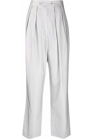 12 STOREEZ Pantalones con pinzas